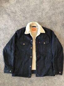 Men's XL Levi Denim jacket - Nearly new