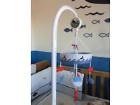 Whale bay musical from mothercare