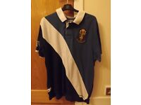 St George By Duffer Polo Shirt Size L