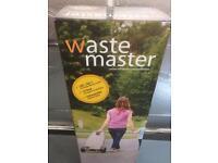 Wastemaster caravan waste water