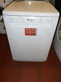 """Hotpoint""Free standing Dishwasher.. For sale...Can be delivered..."