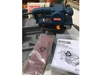 RYOBI BELT SANDER ENS7076