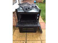 oven broken for scrap