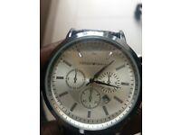 Brand new Emporio Armani men's wristwatch