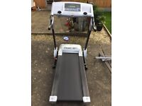 Reebok treadmill, good condition, collection only