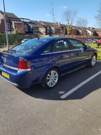 VAUXHALL VECTRA SRI CD TO 150 A
