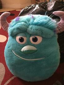Large monsters inc pillow