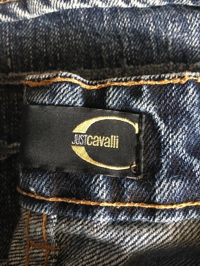 Roberto Cavalli women's denim jeans