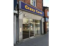 Shop To Let Acocks Green