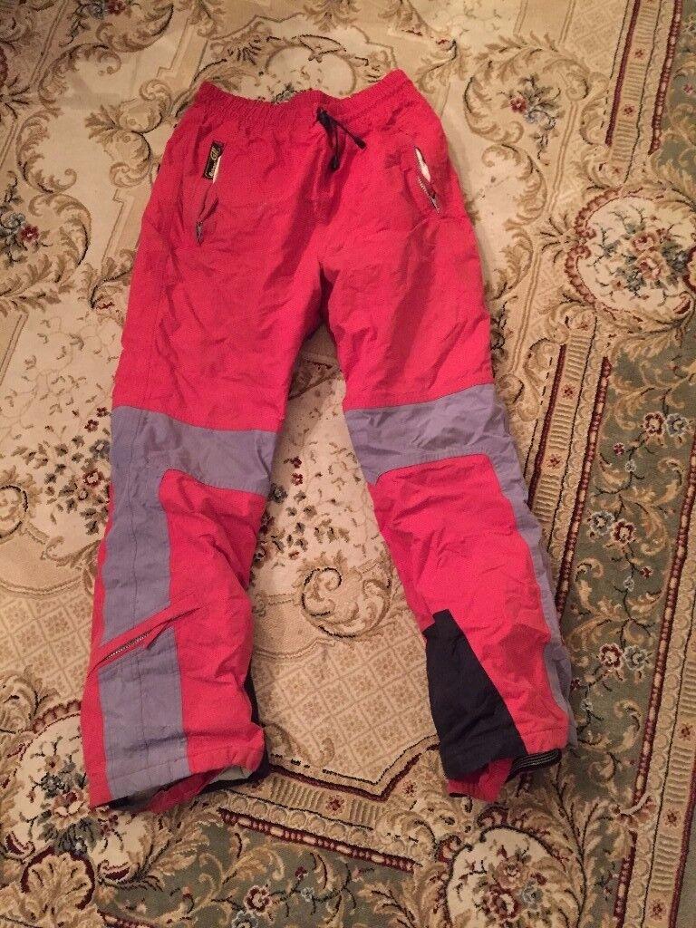 Red White Stuff Ski trousers