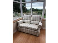 Laura Ashley style 2 seater sofa - VGC