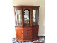 Vintage Display Cabinet - REDUCED