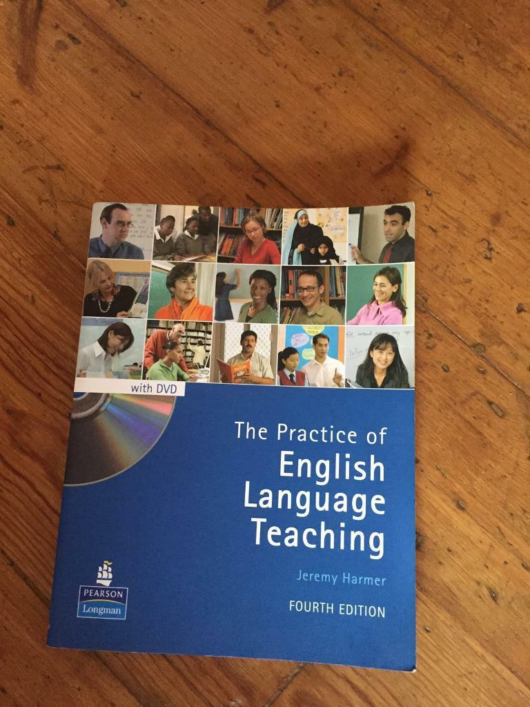TESOL teaching English as a 2nd language course texts and reference aids