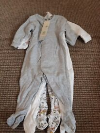 0 - 3 months baby grow