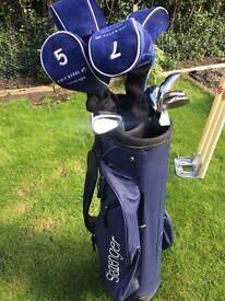 Ladies Slazenger Firesteel2 golf clubs