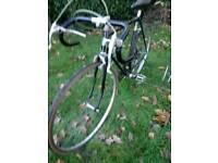 Vintage retro PUCH racing bike
