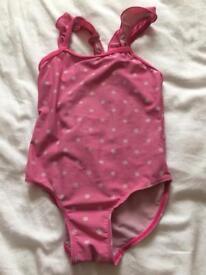 Swim costume size 5 years