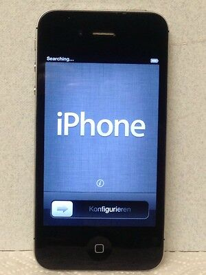 Apple iPhone 4S - 16GB - Black (Sprint) Smartphone on Rummage