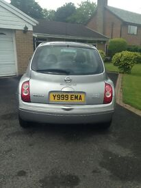 Much loved Nissan Micra 1.2 (2007) one owner & taxed until Dec 17