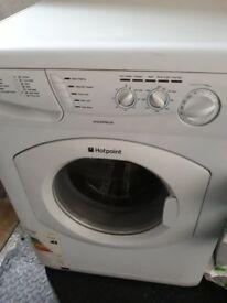 Hot Point washing machine