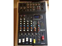 Studiomaster Clud SX 6 mixer desk