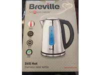 Breville kettle new in box