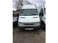 Iveco daily refrigerated van lwb