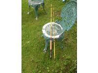 X3 fly rods
