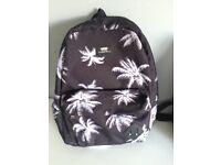 Vans backpack. Never been used.