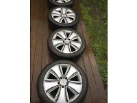 245 /45/18 alloy whels original from Renault trafic ,Vauxhall ,Nissan ...