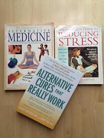 Books (ALTERNATIVE MEDICINES )