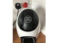 Nescafe Dolce Gusto Manual Coffee Machine - White