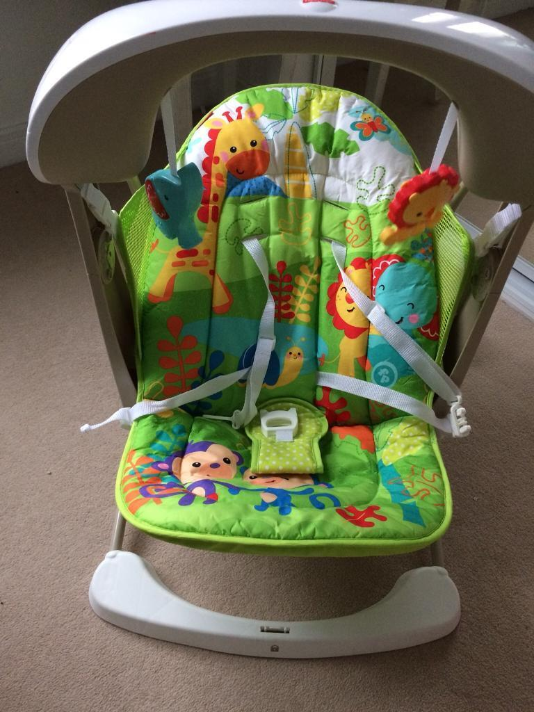 Fisher Price Take Along Swing and Seat