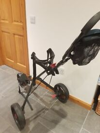 Golf Trolley - Maters Five series 3 wheel