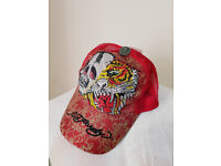 Designer Cap - Ed Hardy Limited Edition Red Tiger - One Size