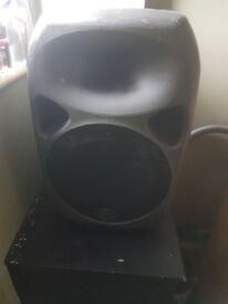 Wharfadale pro audio 12 active