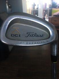 Titleist DCI oversize golf irons
