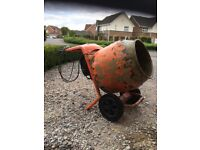 Cement mixer, used for sale  Kent