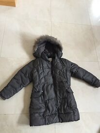 GIRLS NEXT WINTER COAT FOR 9-10 YEARS