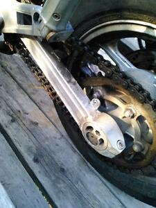 KAWASAKI ZX10 NINJA 1000 1986 COMPLETE FRONT END SUSPENSION Windsor Region Ontario image 6