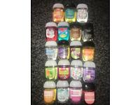 Bath and bodyworks pocket bac hand gels