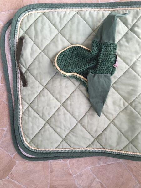 rg italy schabracke fliegenm tze in hessen wiesbaden pferdes ttel gebraucht g nstig kaufen. Black Bedroom Furniture Sets. Home Design Ideas