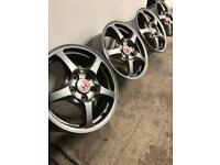 Honda S2000 refurbished alloys