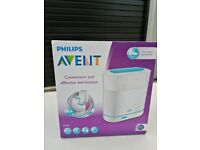 Philips Avent 3-in-1 Steam Steriliser