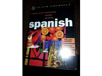 complete course of cassettes to learn Spanish