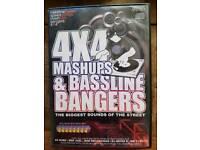 4x4 mashups & bassline bangers
