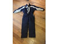 NORTH FIELD SNOW TRIBE FULL SKI/ SNOWBOARD SUIT IN SUPERB LIKE NEW CONDITION SIZE MEDIUM