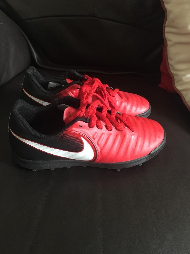 e85b0bbd8 Nike Tiempo Rio Astro Turf Trainers- Size 2 | in Kingswood, Bristol ...