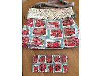 Cath kidston bus bag and purse