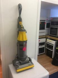 ***Dyson DC07 Grey/Yellow hoover***Free Local Delivery***
